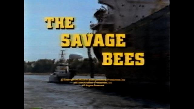 savage bees 1